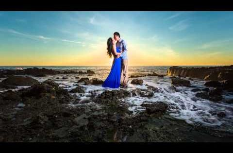Matching Sunlight with Lighting Equipment for Outdoor Fashion ...:Wedding Photography: Ways to Create Dramatic Portraits with One Hard Light  with Lin & Jirsa,Lighting