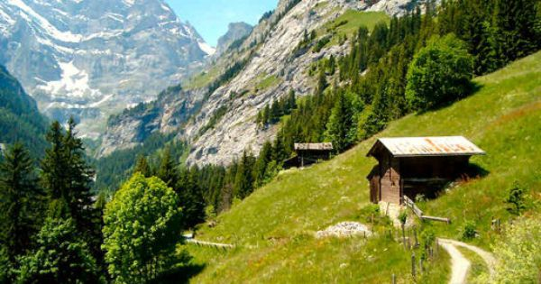 Murrin Switzerland... one of the most magical places on Earth