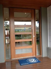 Pivot Door And Sidelights We Build This Style And Many Others Locally In The Us B Exterior Doors With Glass Exterior Doors With Sidelights Door Glass Design