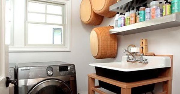 10 cozy laundry room decorating ideas shelterness everything in it