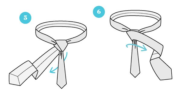 Das Praktische Handbuch Fur Krawattenknoten Tie Knots Half Windsor Windsor Knot