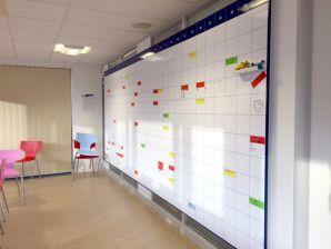 Whiteboard Wall Calendar Large Office