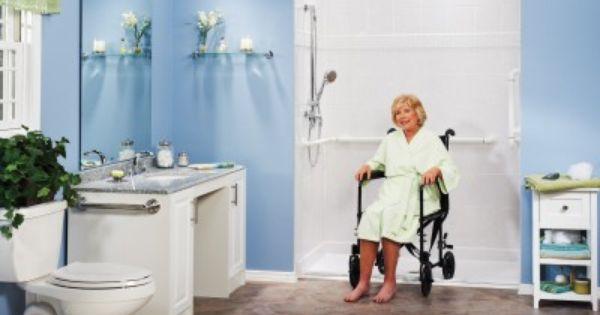 Handicap Accessible Bathroom Handicap Accessible