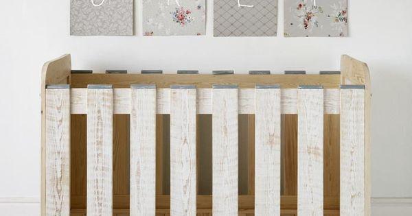 meubles idees en palettes chambre b b mat riaux de r cup ration pinterest palette. Black Bedroom Furniture Sets. Home Design Ideas