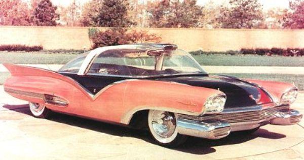 American Concept Cars Con Imagenes Coches Retro Luxury Sports Cars Automovil Conceptual