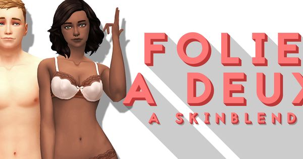 Sims 4 Custom Content Finds - simlishsweetie: Folie a Deux ...