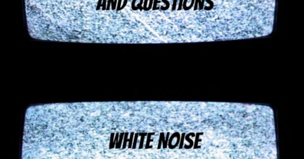 white noise by don delillo essay How to download by don delillo white noise 1st first edition hardcover for free this is one of the reasons we show the by don delillo white noise 1st first edition.