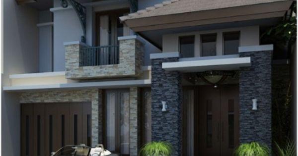 desain rumah minimalis tingkat 2 best home desaign and