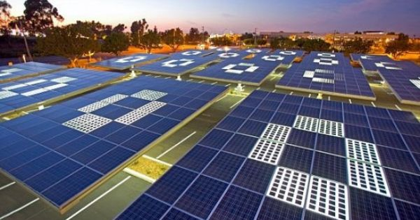 Parking Lots Covered By Solar Panels Why Not Solar
