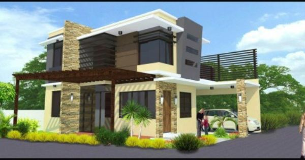 house and lot for sale talamban modern box type model a