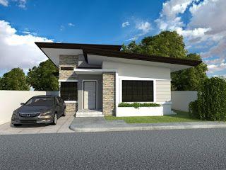 100 Photos Of Beautiful Tiny Bungalow Small Houses Bungalow House Design House Design Pictures Modern Bungalow House Design