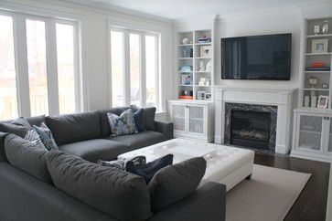 Living And Family Rooms Contemporary Family Rooms Family Living