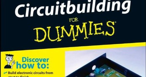Circuitbuilding do it yourself for dummies education