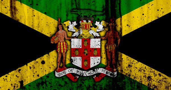 Download Wallpapers Jamaican Flag 4k Grunge Flag Of Jamaica North America Jamaica National Symbols Coat Of Arms Of Jamaica Jamaican Coat Of Arms Jamaic Jamaican Flag Jamaica Flag Jamaican Tattoos