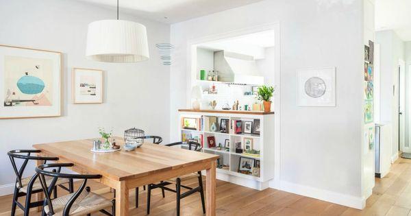 cuisine semi ouverte passe plat et bibliotheque deco pinterest cuisine semi ouverte. Black Bedroom Furniture Sets. Home Design Ideas