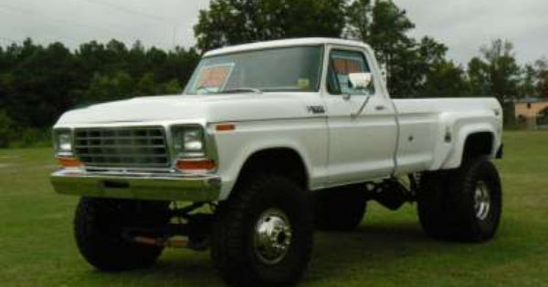 1979 F350 Ford 4x4 For Sale 1979 Ford F350 4x4 Dually Pick Up