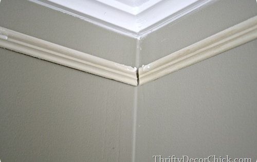 How To Beef Up The Look Of Crown Molding Diy Getting