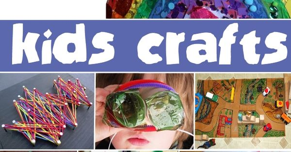 fall crafts for kids pinterest | Fun} Kids Craft Ideas - Kids