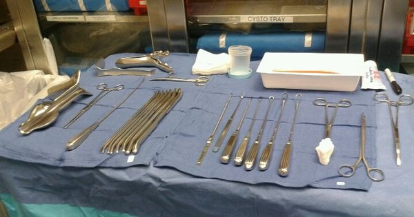 Operating Room: D&C set up | Surgical Tech | Pinterest ...