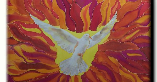 pentecost flames images