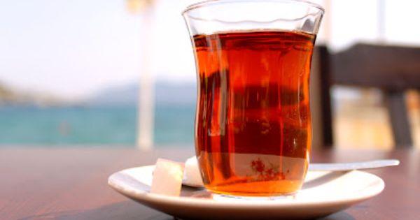 Turkish Tea 유리병