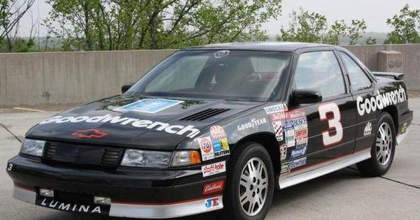 1993 Lumina Z34 With Dale Earnhardt 3 Paint Scheme Chevrolet