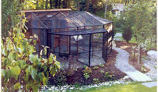 Cages Custom Cages Eurocage And Aviaries Corners