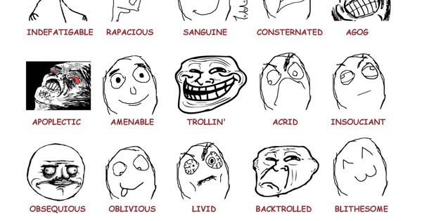 troll meme characters - photo #4