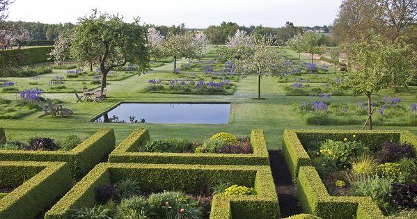 Patrick et sylvie quibel le jardin plume auzouville sur for Jardin quatre vents