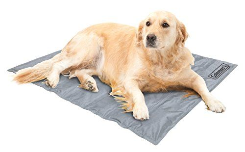 Comfort Cooling Gel Pet Pad Mat In Large 20x36 For Large Pets Silver Check Out The Image By Visiting The Link Pet Pads Dog Training Pads Pets