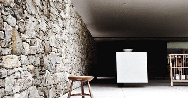 Marcio kogan entrance 2 house 6 photography by jonas for Maestria en arquitectura de interiores