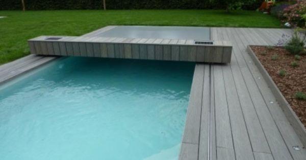 Couverture piscine tendue home ext garden pinterest piscines couvertures et couverture - Couverture piscine tendue perpignan ...