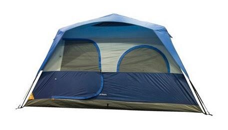 Embark 8person Instant Cabin Tent Blue Click On The Image For Additional Details This Is An Am 8 Person Tent Best Family Camping Tents Family Tent Camping