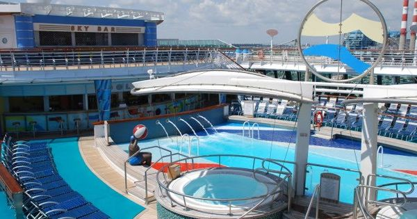 Adventure Of The Seas Layout Travel Shop Girl Blog Jewel Of The Seas A Royal Caribbean