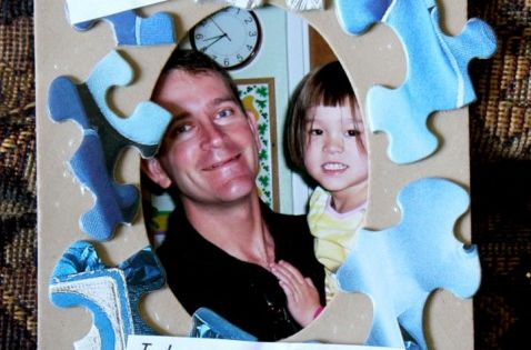 Father's Day Frame Craft | Fathers Day Frames, Frame Crafts and Father