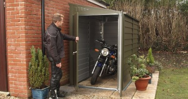 Shed Garage Workshop Motorcycle Storage Titan 940