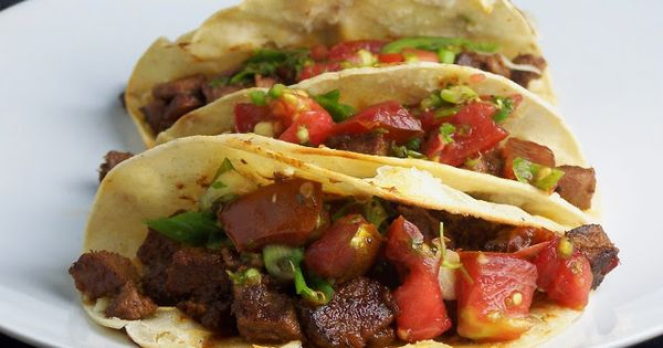 de Lengua (Braised Beef Tongue Tacos) | Food | Pinterest | Beef Tongue ...