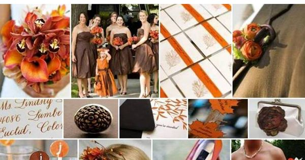 The Perfect Palette: {Fall Palettes} + Our Wedding Anniversary!