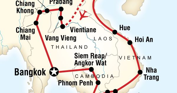 how to plan a trip to vietnam