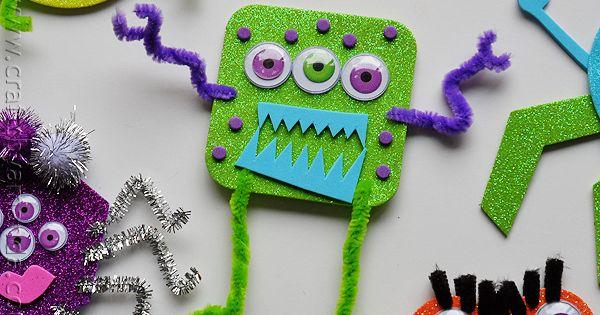 Glitter and monsters on pinterest