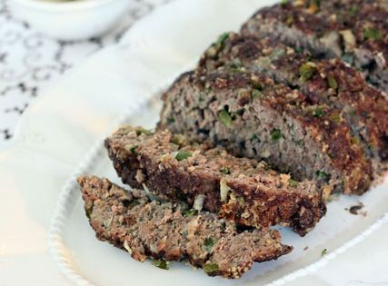 Ina Garten's 1770 House Meatloaf With Garlic Sauce Recipe — Dishmaps