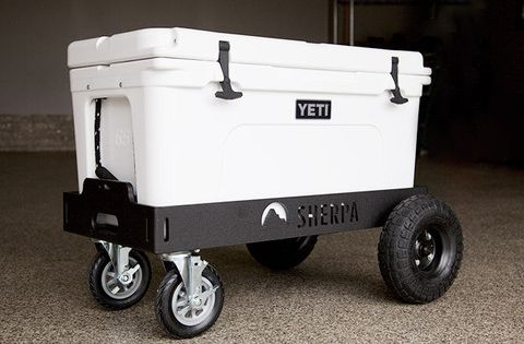 Crazy Betty Sherpa Wheels For Yeti Coolers