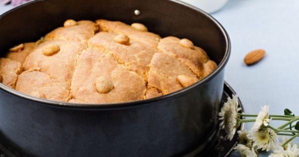 طريقة عمل البسبوسة الفلسطينية Recipe Recipes Food Yum