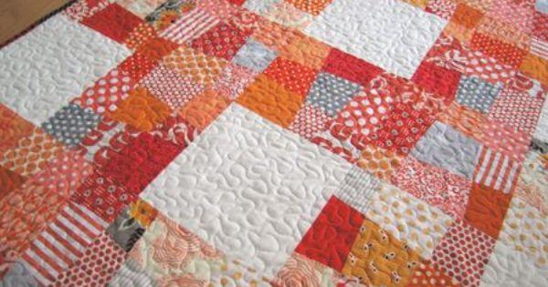 Crazy Nine Patch Detail 2 quilts Pinterest Quilt designs, Twists and Scrappy quilts