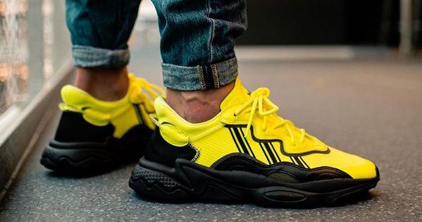 Une Nouvelle Adidas Ozweego Illumine Vos Pieds Avec Son
