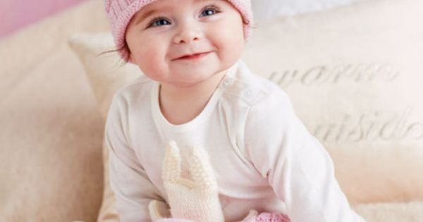 How To Knit A Baby Beanie Better Homes And Gardens