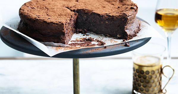 Flourless Chocolate Cake Gourmet Traveller