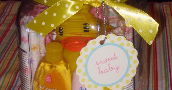 Easy Baby Shower Gifts