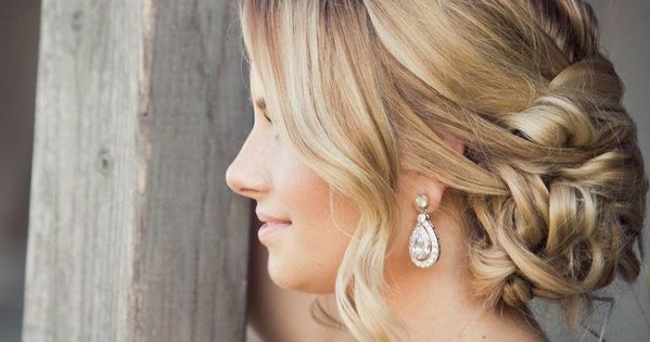Gorgeous Hair Wedding
