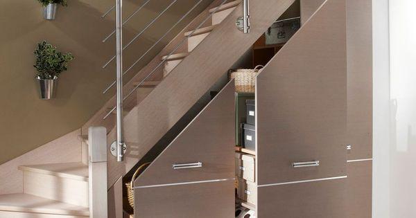 Placards et rangements sur mesure coulissants dressing - Placard sous escalier coulissant ...
